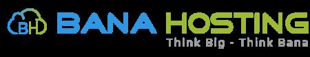 Logo de Bana hosting
