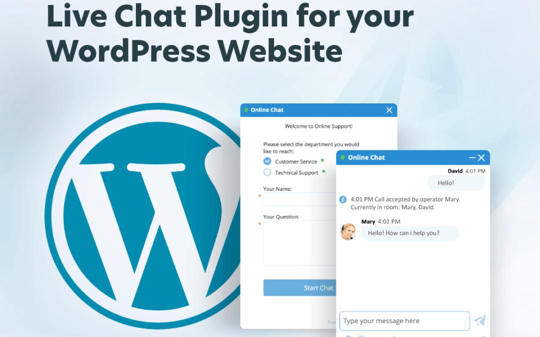 ¿Chat online en tu web? Te enseñamos cómo instalarlo en WordPress